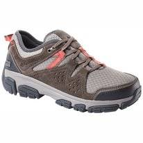 Trail Running Shoes Columbia Women Isoterra Outdry Kettle Red Coral
